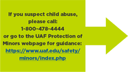 Reporting child abuse info